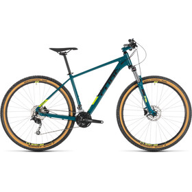 Cube Aim SL MTB Hardtail petrolio